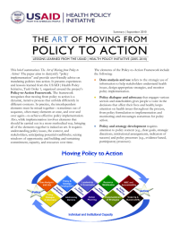 Policy to Action thumnail