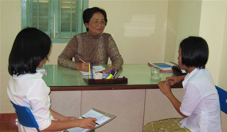 HIV legal services in Ho Chi Minh City, Vietnam