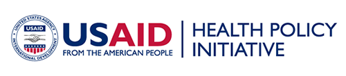 USAID|Health Policy Initiative logo