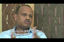 Equity in ART Access in Ethiopia