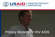 Policy Models for HIV/AIDS