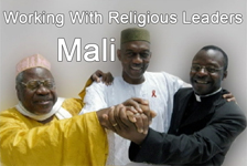 Mali: Working with Religious Leaders